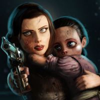 "Test Bioshock Infinite - Tombeau sous-marin Episode 2 : ""Rapture's Origins"""