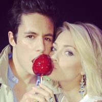 Caroline Receveur : nouvelle coupe et pose avec Valentin sur Instagram