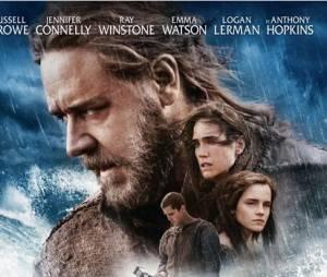 Noé : Russell Crowe et Emma Watson devant la caméra de Darren Aronofsky