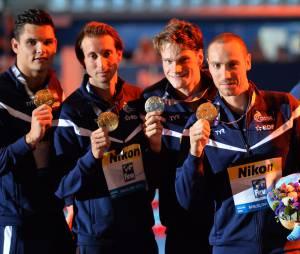 Yannick Agnel et Florent Manaudou : nageurs et champions des contrats publicitaires