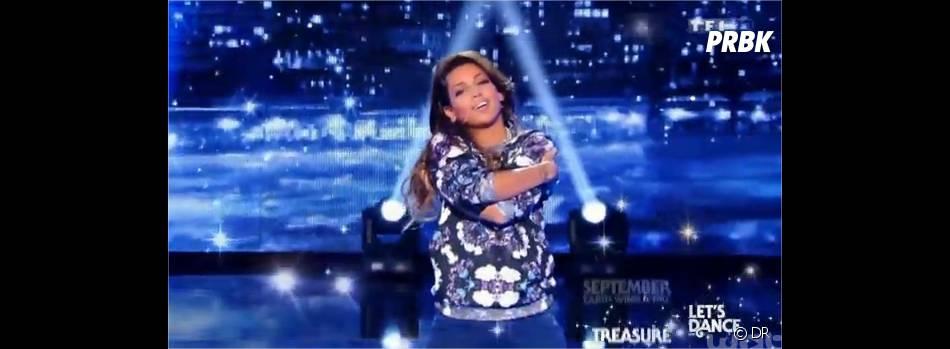 Tal fait une démonstration de danse dans Vendredi tout est permis le 11 avril 2014 sur TF1
