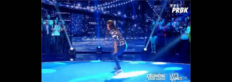 Tal en mode sexy dans Vendredi tout est permis le 11 avril 2014 sur TF1