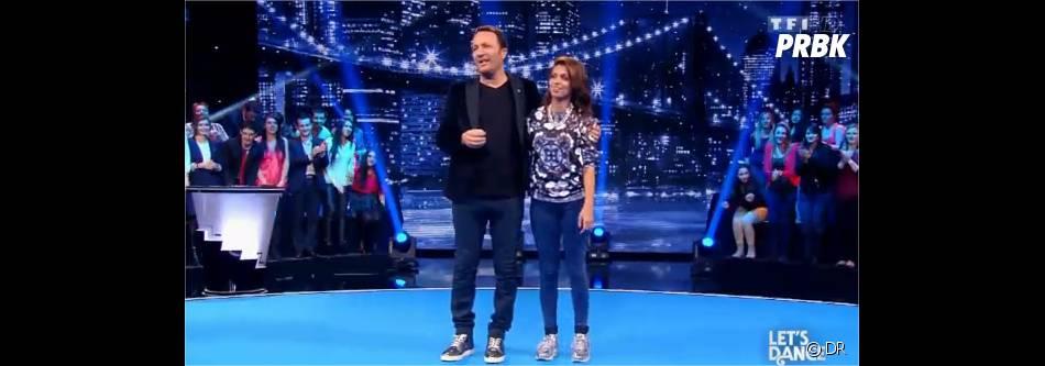 Tal et Arthur dans Vendredi tout est permis le 11 avril 2014 sur TF1