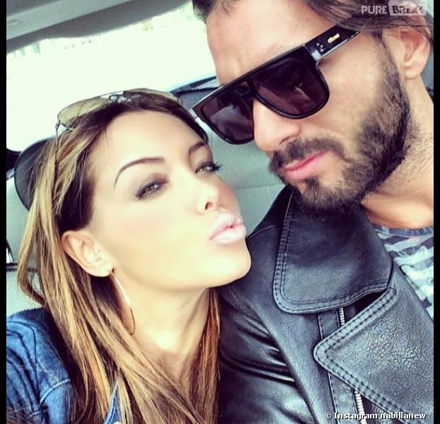 Nabilla Benattia et Thomas Vergara : confirmation de leur rupture sur Twitter et Instagram ?