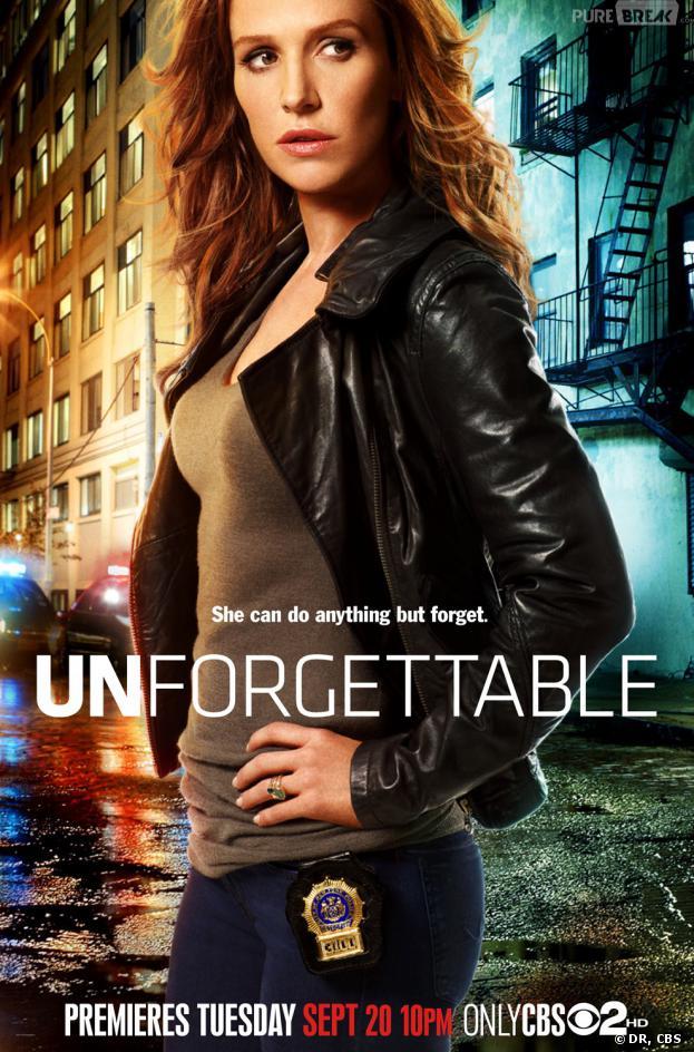 Unforgettable saison 2 : la série de retour sur TF1