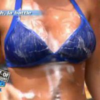 Anaïs Camizuli, Amélie... (Les Anges 6) : car wash sexy en compet' avec les mecs