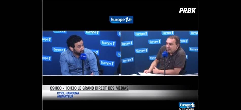 Cyril Hanouna et Jean-Marc Morandini s'expliquent dans Le grand direct des médias