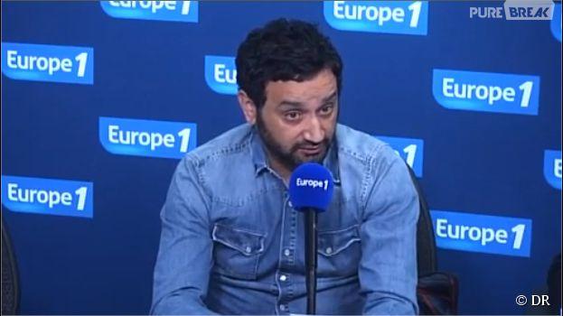 Cyril Hanouna défend Enora Malagré et ses chroniqueurs sur Europe 1