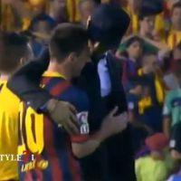 Cristiano Ronaldo : quand CR7 console Lionel Messi après une défaite
