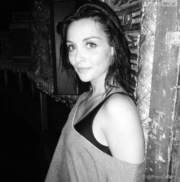 The Voice 4 : Priscilla Betti ne sera pas au casting