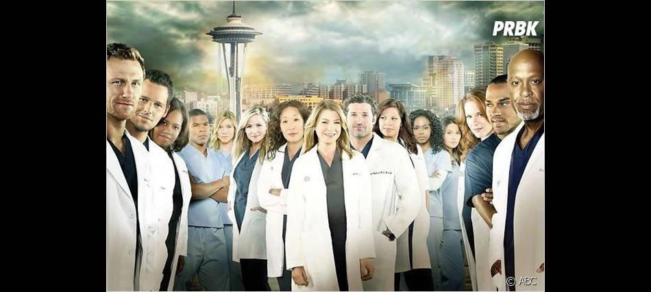 Grey's Anatomy saison 10 : le final sera diffusé le 15 mai 2014