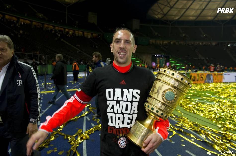 Franck Ribéry traumatise le français
