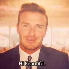 [GIFS] Pourquoi David Beckham est un mec normal en 15 gifs animés