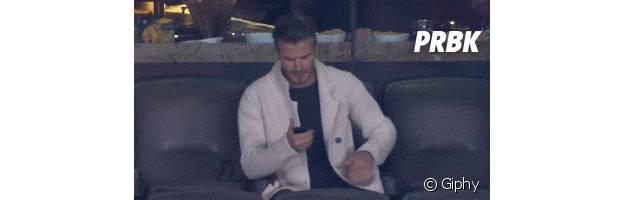 David Beckham froid
