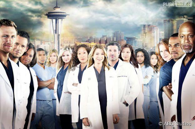 Grey's Anatomy saison 10 : 4 acteurs prolongent leur contrat