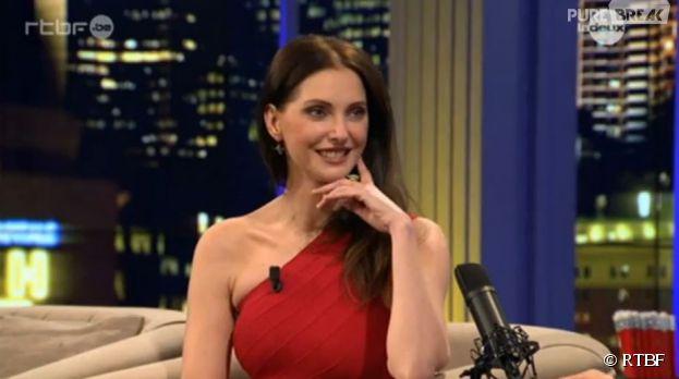 Frédérique Bel : confessions torrides dans le Dan Late Show