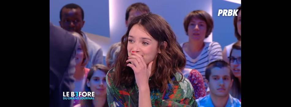 Baptiste Lecaplain fascine Charlotte Le Bon