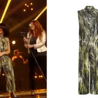 Jenifer enceinte et sublime : top 5 de ses looks sexy dans The Voice 3