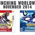 Pokémon Omega Ruby et Alpha Sapphire : le teaser des remakes 3DS