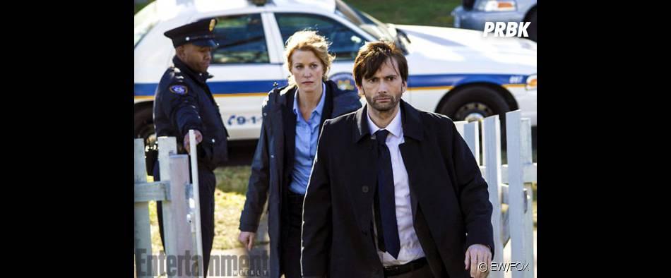Broadchurch : David Tennant sera également dans Gracepoint, le remake américain de la série