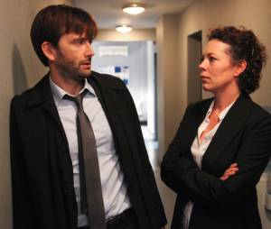 Boardchurch : David Tennant face à Olivia Colman dans la saison 2