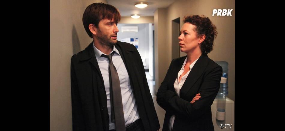 Boardchurch : David Tennant face à Olivia Colman dans la saison 2