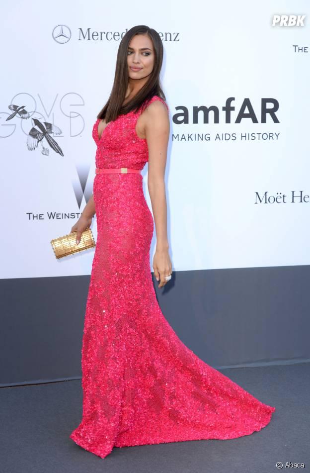 Irina Shayk au Festival de Cannes 2013