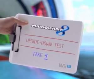 Mario Kart 8 sur Wii U : trailer