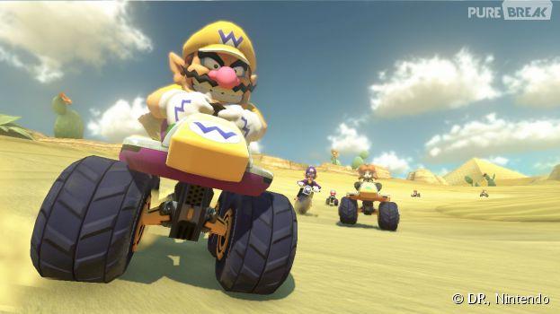 Mario Kart 8 : Wario & co de retour le 30 mai 2014 sur Wii U