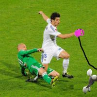 Yoann Gourcuff blessé en promenant son chien : les meilleurs parodies de Twitter