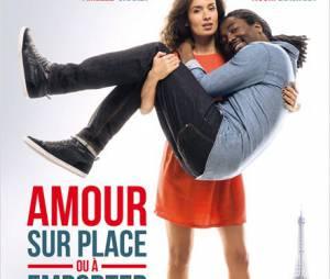 Amour sur Place ou à emporter : Amelle Chahbi parle de Fabrice Eboué