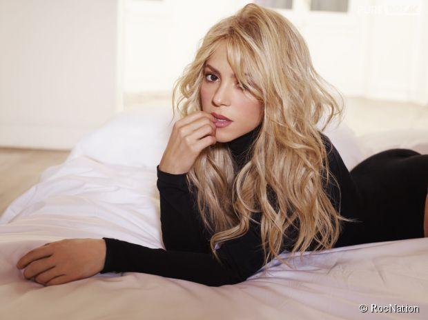 Shakira : pour iTunes, elle dévoile son top 10 et ses applis préférées pour iPhone