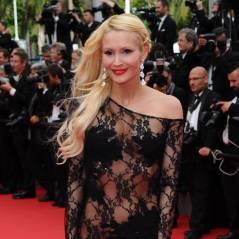 Tatiana Laurens presque nue sur le tapis rouge du Festival de Cannes