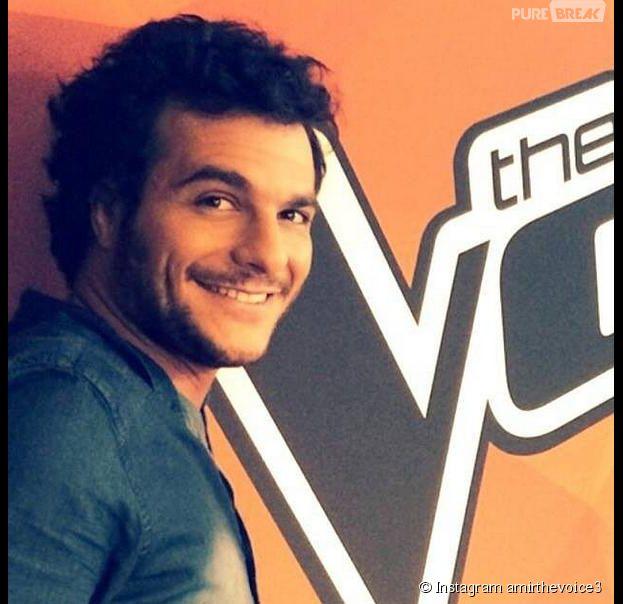 The Voice 3 : Amir s'est confié à Purebreak dans une longue interview