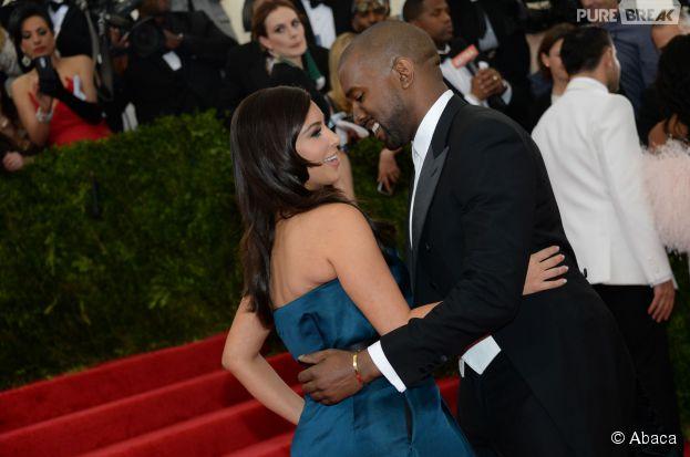 Kim Kardashian et Kanye West sont mariés !