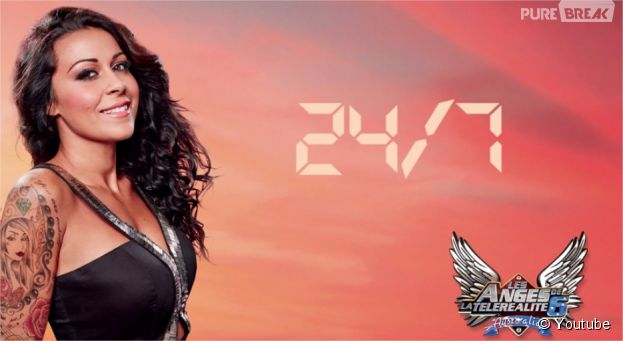 Shanna - 24/7, le single officiel de la candidate des Anges de la télé-réalité 6