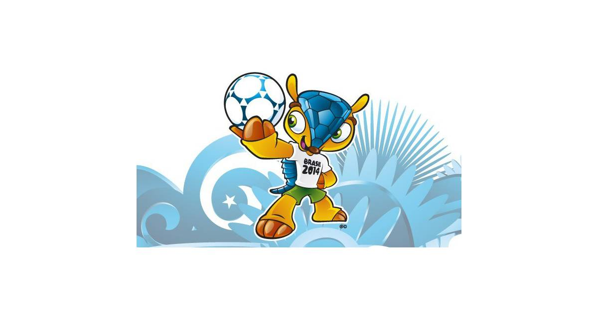La mascotte de la coupe du monde 2014 au br sil - La mascotte de la coupe du monde 2014 ...