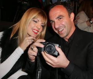 Nikos Aliagas et sa compagne Tina Grigoriou sont parents d'une petite Agathe