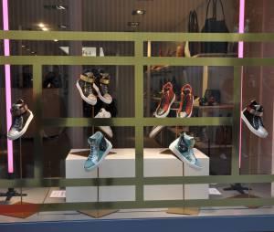 Soirée de lancement des sneakers Marion Bartoli by Musette, le 2 juin 2014 à Paris