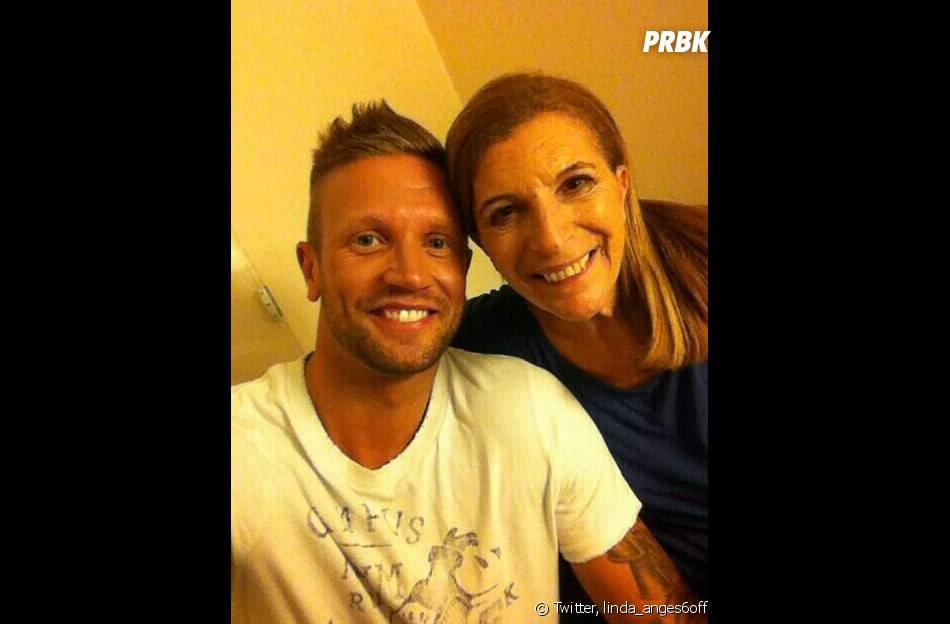 Les Anges 6 : Linda souriante aux côtés de Benjamin