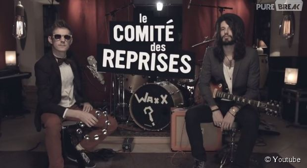 """Le Comité des Reprises - PV Nova et Waxx - reprend """"Fais Les Backs"""" des Casseurs Flowters"""