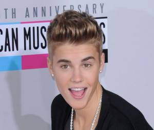 Justin Bieber aux American Music Awards 2012