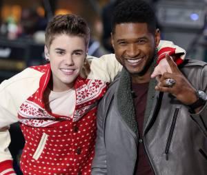 Justin Bieber : Usher assure qu'il n'est pas raciste