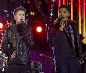 Justin Bieber : Usher intervient après les dérapages du chanteur de 'Baby'