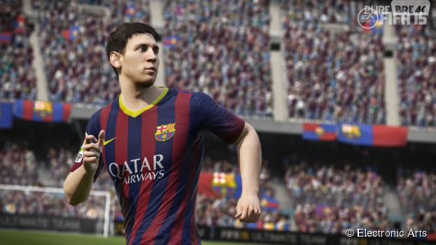 FIFA 15 pourra-t-il de nouveau compter sur Messi ?