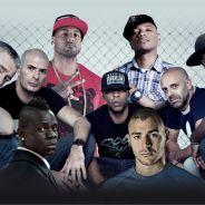 Booba, Rohff, Karim Benzema, Eric Abidal... foot & musique, le docu inédit