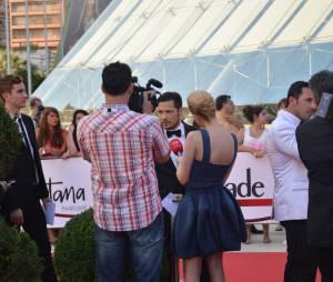 Nick Wechsler lors de la soirée de clôture du 54ème Festival de Monte Carlo
