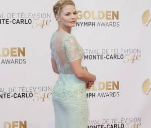 Jennifer Morrison lors de la soirée de clôture du Festival de Monte Carlo 2014