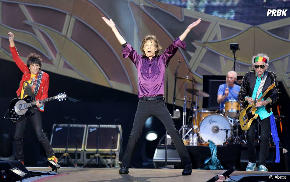 les rolling stones en concert au stade de france le 13 juin 2014 purebreak. Black Bedroom Furniture Sets. Home Design Ideas