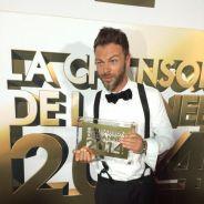 Christophe Maé, gagnant de la Chanson de l'année : la soirée en photos et vidéos